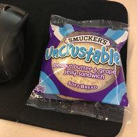 Smucker's Uncrustables Peanut Butter & Grape Jelly Sandwich - 4 CT uploaded by Jessica R.