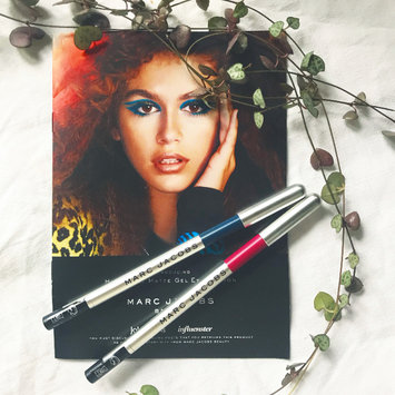 Photo of Marc Jacobs Highliner Matte Gel Eye Crayon uploaded by Robyn T.