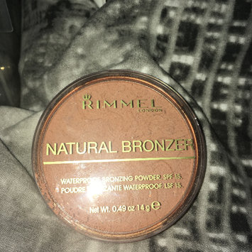 Photo of Rimmel London Natural Bronzer uploaded by Kayleigh-Marie S.