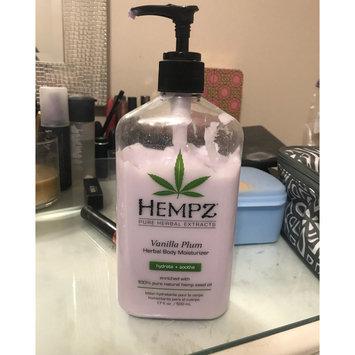 Photo of Hempz Pomegranate Herbal Moisturizer uploaded by Megan S.