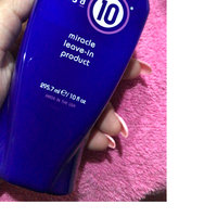 It's a 10 Miracle Leave In Conditioner uploaded by BETSY R.