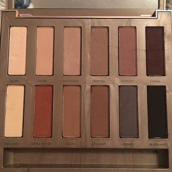 Photo of Urban Decay Naked Ultimate Basics Eyeshadow Palette uploaded by veezy G.