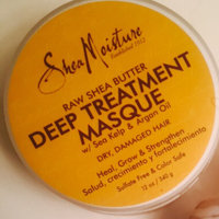 SheaMoisture Raw Shea Butter Deep Treatment Masque w/ Sea Kelp & Argan Oil uploaded by Mya O.