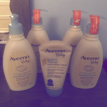 Photo of AVEENO® Baby Daily Moisture Lotion uploaded by Milagros G.