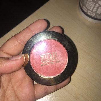 Photo of Milani Baked Powder Blush, Delizioso Pink 0.12 oz uploaded by Yobana E.