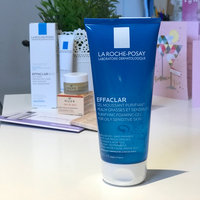 La Roche-Posay Effaclar Purifying Foaming Gel Cleanser uploaded by catriona m.