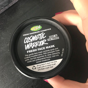 Photo of LUSH Cosmetic Warrior uploaded by Phoebe H.