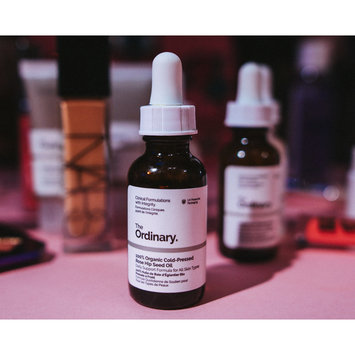 Photo of The Ordinary 100% Organic Cold-Pressed Rose Hip Seed Oil 1 oz/ 30 mL uploaded by Eliza R.