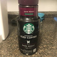 Starbucks® Iced Coffee Dark Roast Unsweetened Premium ...