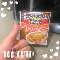 Maruchan Instant Lunch Roast Beef Flavor Ramen Noodles with Vegetables uploaded by Ana L.