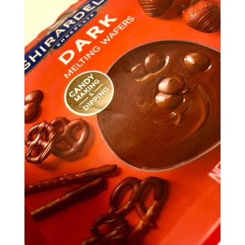 Photo of Ghirardelli Chocolate Dark Melting Wafers uploaded by Nikki W.