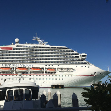 Photo of Carnival Cruise Line uploaded by Jordan T.