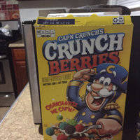 Cap'n Crunch's Crunch Berries Cereal uploaded by Karelys M.