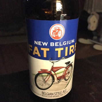Photo of New Belgium Fat Tire Amber Ale uploaded by Maelyn R.