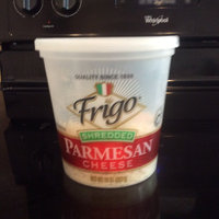 Frigo® Shredded Parmesan Cheese 10 oz. Tub uploaded by lexy w.