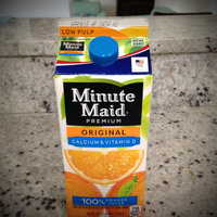 Minute Maid® Orange Juice with Calcium & Vitamin D - Frozen Concentrated uploaded by Nka k.