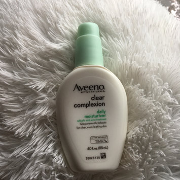 Photo of Aveeno® Clear Complexion Daily Moisturizer uploaded by Kristine R.