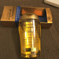 OGX® Extra Penetrating Oil For Dry & Coarse Hair Renewing Argan Oil Of Morocco uploaded by Renata A.