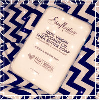 SheaMoisture 100% Virgin Coconut  Oil Shea Butter Soap uploaded by Slayahontas S.
