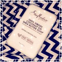 SheaMoisture 100% Virgin Coconut Oil Shea Butter Soap uploaded by Slayahontas S.