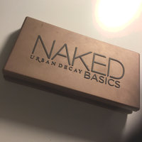 Urban Decay Naked Basics Eyeshadow Palette uploaded by jannet s.