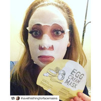 Too Cool For School Egg Cream Sheet Mask uploaded by Ella P.