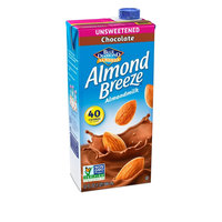 Almond Breeze® Almondmilk Unsweetened Chocolate uploaded by Madison N.