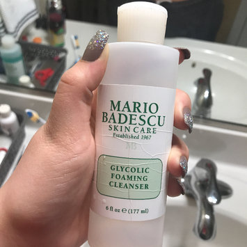 Photo of Mario Badescu Glycolic Foaming Cleanser uploaded by Serena P.
