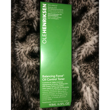 Photo of Ole Henriksen Balancing Force™ Oil Control Toner uploaded by christina s.