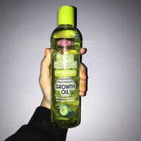 African Pride Olive Miracle Growth Oil uploaded by Halle H.