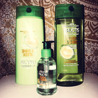 Garnier Fructis Sleek & Shine Anti-frizz Serum uploaded by Grayson S.