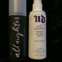 Urban Decay All Nighter Long-Lasting Makeup Setting Spray uploaded by Emilia Isabella B.