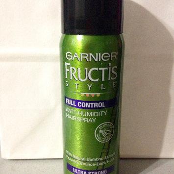 Photo of Garnier Fructis Style Full Control Anti-Humidity Aerosol Hairspray uploaded by Nka k.
