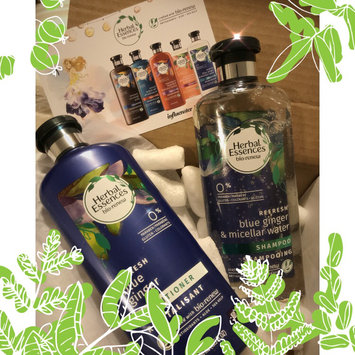 Photo of Herbal Essences Micellar Water & Blue Ginger Shampoo uploaded by Mahvesh M.