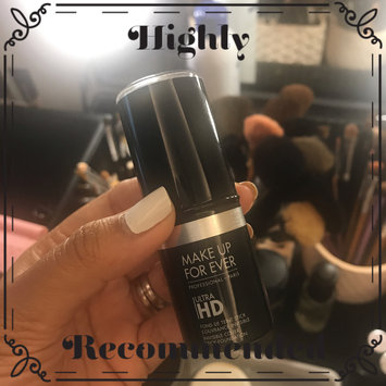 Photo of MAKE UP FOR EVER Ultra HD Invisible Cover Stick Foundation uploaded by Win L.