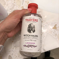 Thayers Alcohol-Free Witch Hazel with Organic Aloe Vera Formula Toner Lavender uploaded by Martha E.