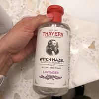 Thayers Alcohol-Free Witch Hazel with Organic Aloe Vera Formula Toner Lavender uploaded by Martha E.