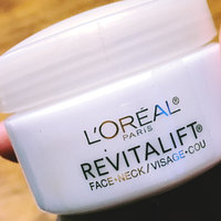 L'Oréal Paris Advanced RevitaLift Face & Neck Day Cream uploaded by Lorena C.