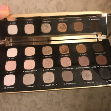 Photo of bareMinerals READY® The Hidden Treasure Eyeshadow Palette uploaded by Jessica T.