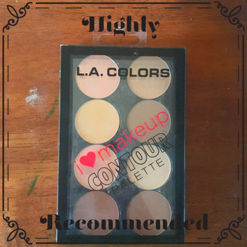 Photo of L.A. Colors I Heart Makeup Contour Palette uploaded by Makalah H.