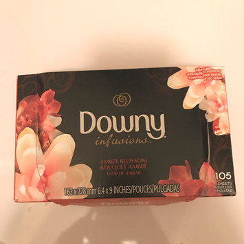 Photo of Downy Simple Pleasures Orchid Allure Fabric Softener Sheets 105 Count (Pack of 9) uploaded by Corina T.
