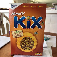 Kix Honey Cereal uploaded by Layla M.