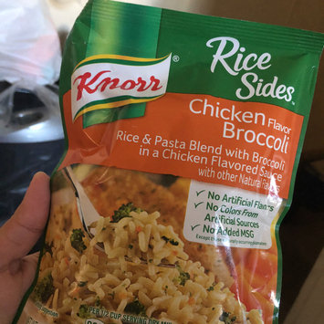Photo of Knorr® Rice Sides Chicken Broccoli Rice uploaded by EMILY B.