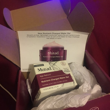 Photo of Murad Nutrient-Charged Water Gel uploaded by Gloria R.