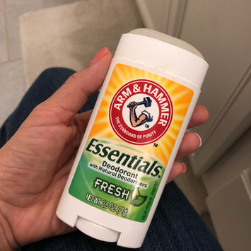 Photo of ARM & HAMMER™ Essentials™ Solid Deodorant Unscented uploaded by Martha E.