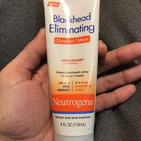 Neutrogena® Blackhead Eliminating Cleanser Mask uploaded by Shawn D.