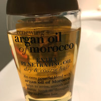 OGX® Extra Penetrating Oil For Dry & Coarse Hair Renewing Argan Oil Of Morocco uploaded by Anita L.