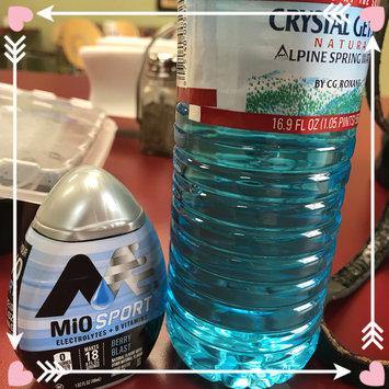 Photo of Mio MiO FIT Berry Blast Liquid Water Enhancer 1.62 oz uploaded by Brittney B.