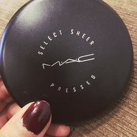MAC Select Sheer Pressed Powder uploaded by Iqra A.