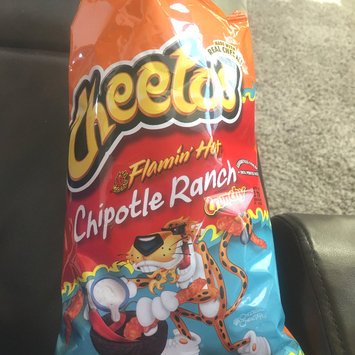 Photo of CHEETOS® Flamin' Hot® Chipotle Ranch Crunchy Cheese Flavored Snacks uploaded by Destiny H.